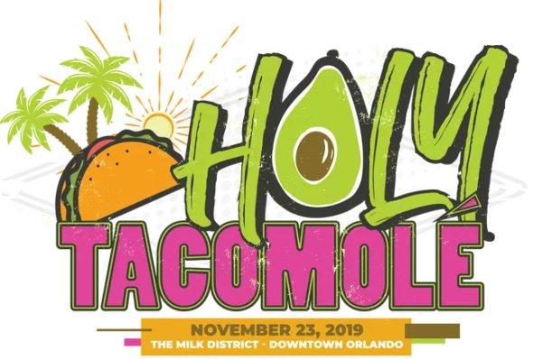 None -  ¡Cuatro paquetes de boletos para Holy Tacomole!