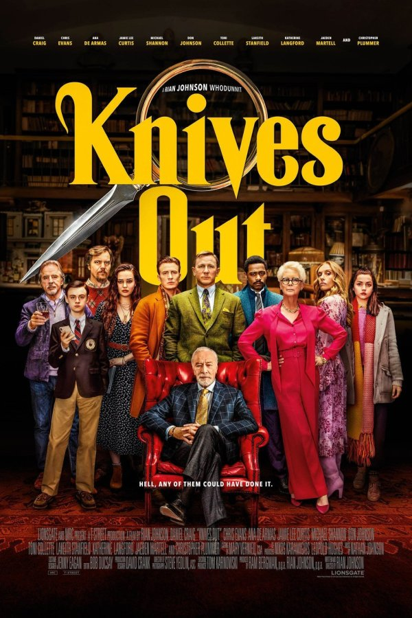 None - Knives Out Advanced Screening