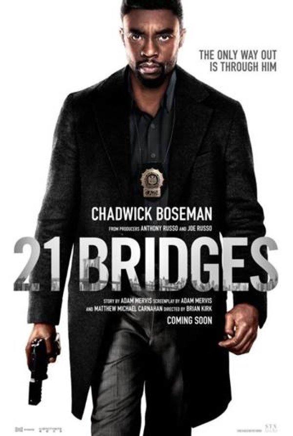 None - Advanced Screening of 21 Bridges!