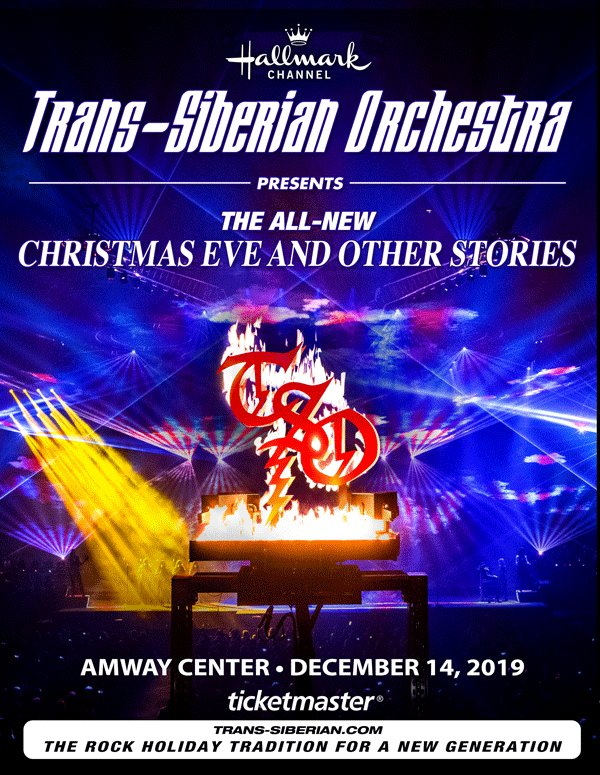 None - 2 boletos para Trans-Siberian Orchestra