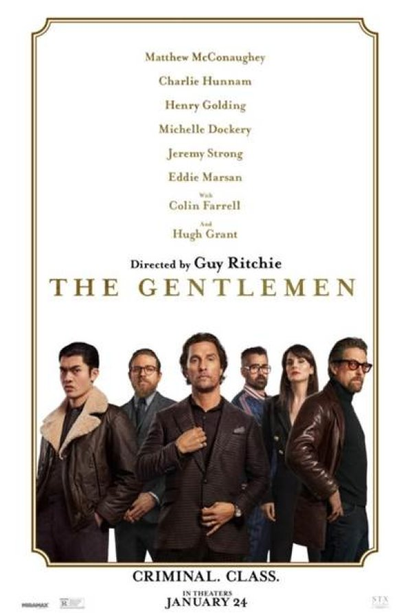 None - Enter To Win Screening Passes For The Gentleman