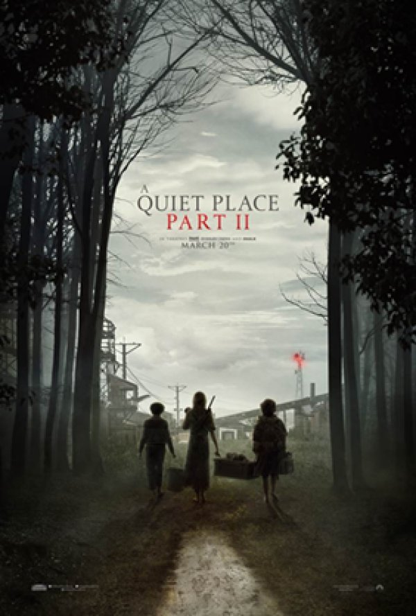 image for A Quiet Place Part II Screening at AMC Disney Springs 3/16