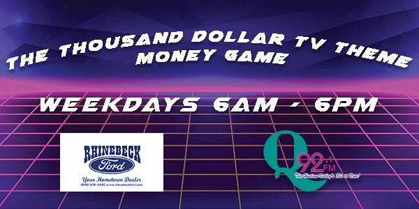None - The Thousand Dollar TV Theme Money Game