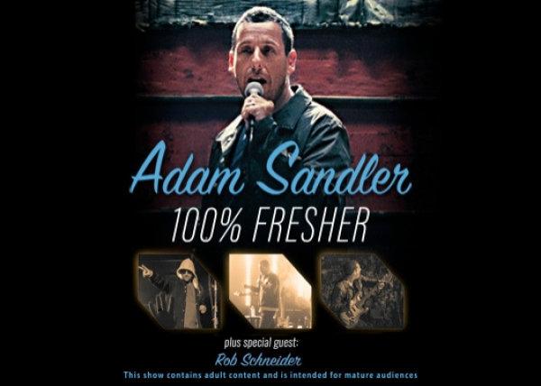 None - Bethel Woods: Adam Sandler
