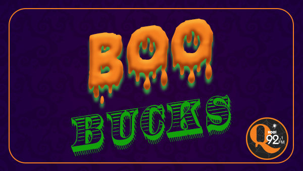 None - Boo Bucks