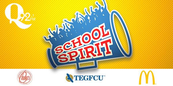 None - Q92 School Spirit Contest