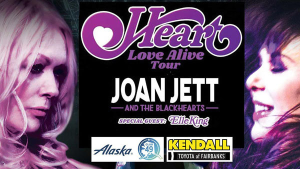 None - WIN a Trip for 2 to the Heart - Love Alive Concert at the Tacoma Dome