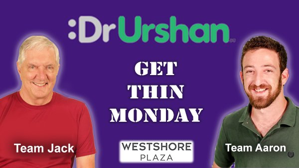 Win a 40 day weight loss program From Dr. Urshan