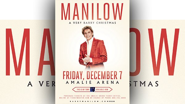 Barry Manilow: A Very Barry Christmas