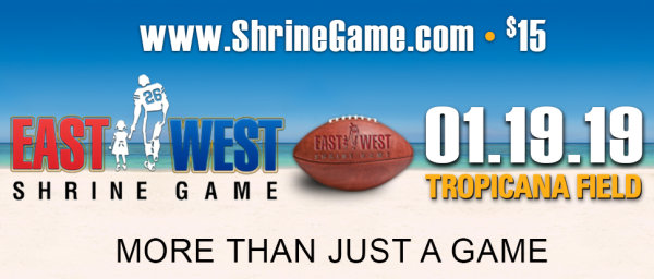 None - East West Shrine Game