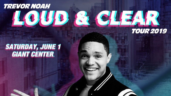 None - Trevor Noah Tickets