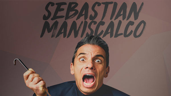 None - Sebastian Maniscalco Tickets