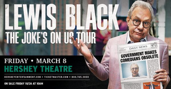 None - Lewis Black Tickets
