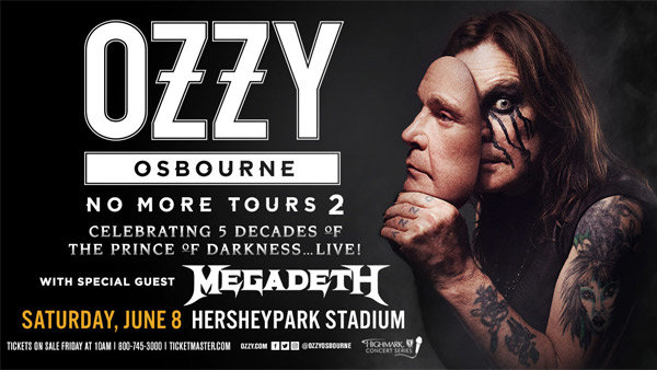 None - Ozzy Osbourne Tickets