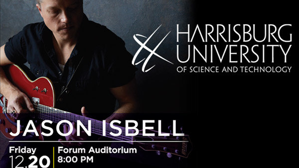 None - JASON ISBELL PRESENTED BY HARRISBURG UNIVERSITY
