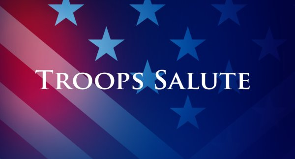 None - Troops Salute