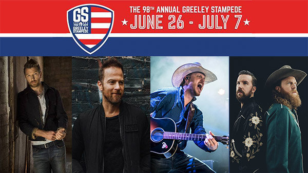 None - Win Tickets To Greeley Stampede