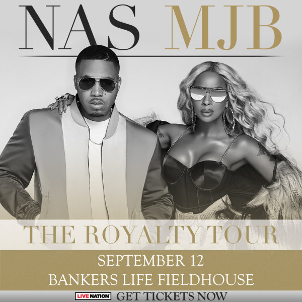 None - Win Mary J Blige & NAS Tickets