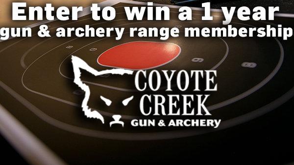 None - Coyote Creek Membership