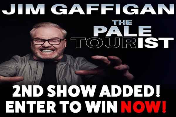 image for Jim  Gaffigan 2nd Show Added!