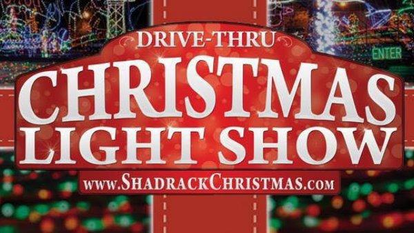 None - Drive through Shadrack's Christmas Wonderland at Lamar Dixon!
