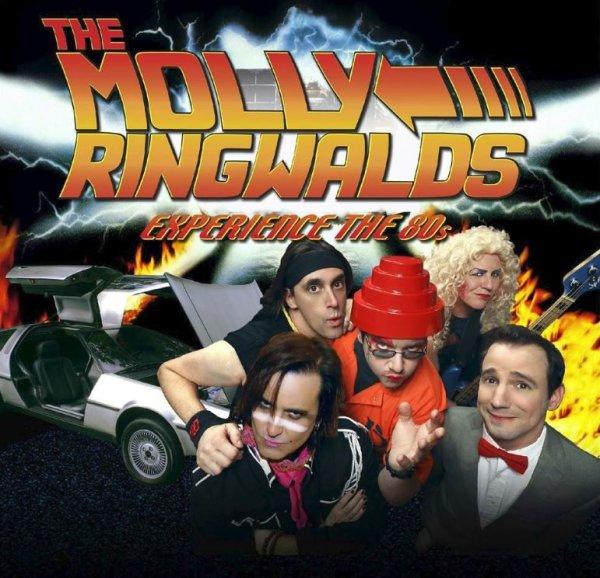 None -   See The Molly Ringwalds at L'Auberge!