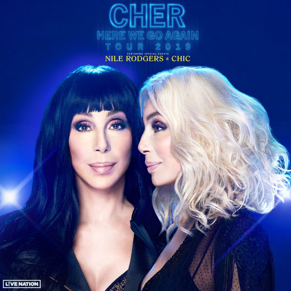 None -  See Cher at the Smoothie King Center!