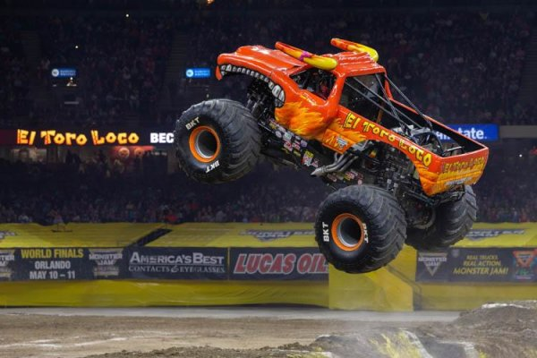 None -    Win tickets to Monster Jam at The River Center!