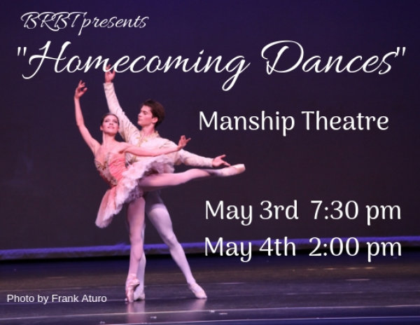 None -    See Baton Rouge Ballet Theatre's Homecoming Dances!
