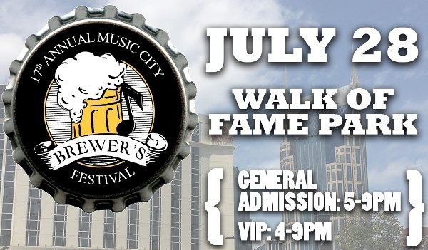 Music City Brewer's Festival
