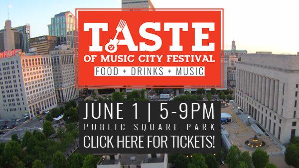 None - Taste of Music City Festival
