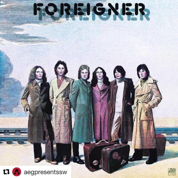 None - Win Tickets to see Foreigner April 23rd