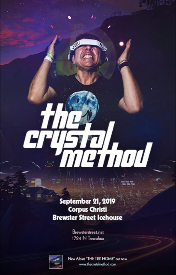 None - The Crystal Method at Brewster Street Icehouse Sept. 21st