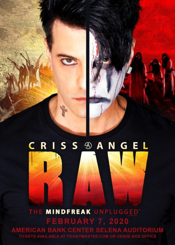None - Criss Angel Raw The Mindfreak Unplugged LIVE