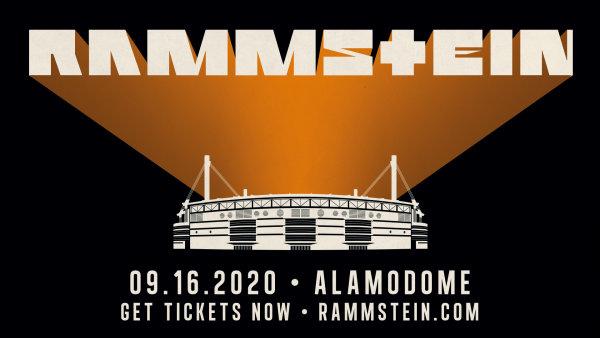 None - Rammstein Sept. 16th at the Alamodown San Antonio