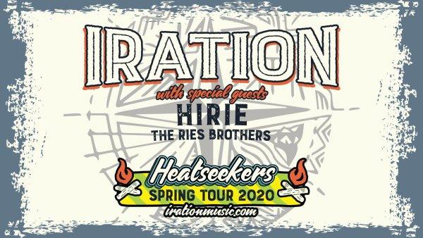 None - Iration | Heatseekers Spring Tour