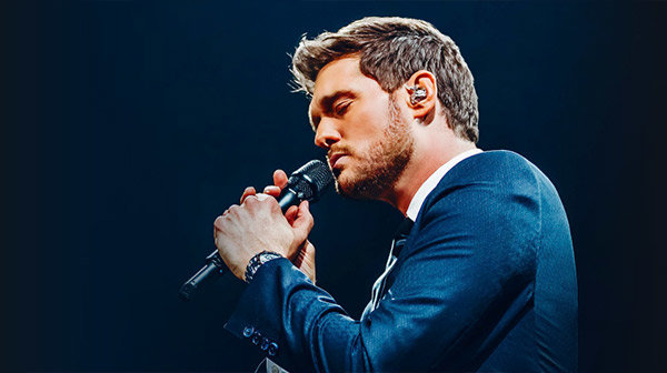 None - Win Tickets to see Michael Buble!