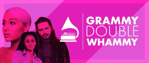None -  Grammy Double Whammy