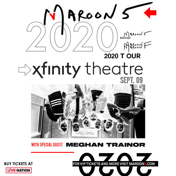 None - Win Your Way in to Maroon 5 at Xfinity Theatre