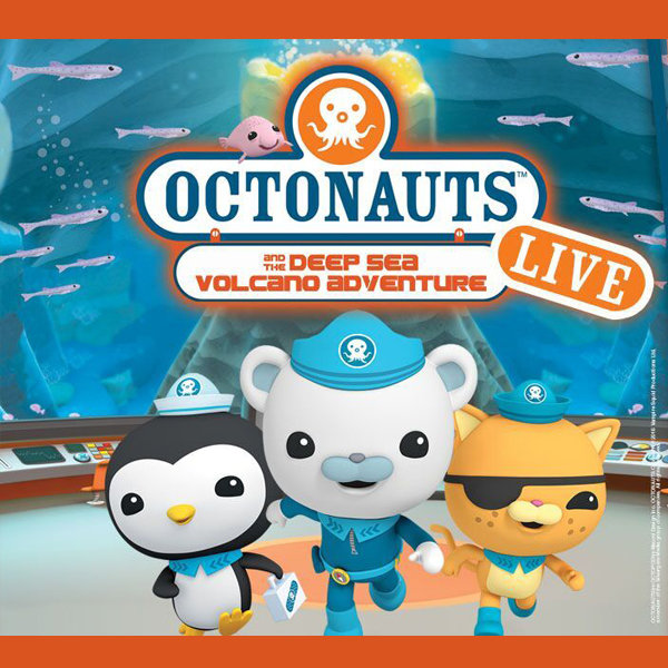 Octonauts Live at Toyota Oakdale Theater