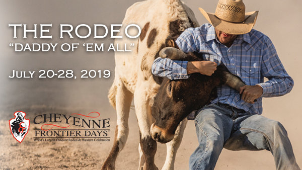 None -  Enter to Win a Pair of Tickets to the CFD Rodeo!