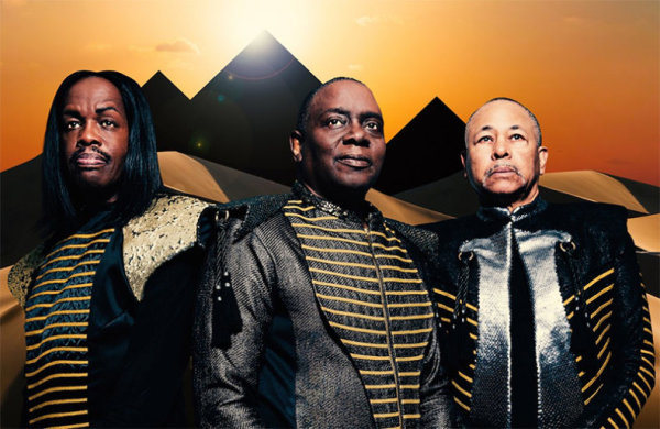 None - Win tickets to Earth, Wind and Fire at the Walmart AMP!