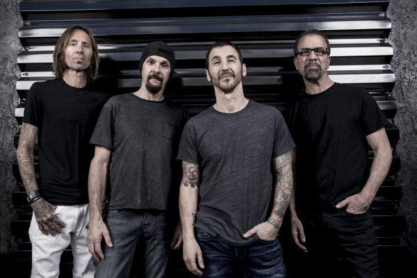 None - Enter to win tickets to see Godsmack at The AMP!