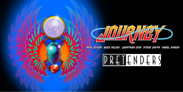 None - Win Tickets To See Journey at the Walmart AMP with 93.3 The Eagle!