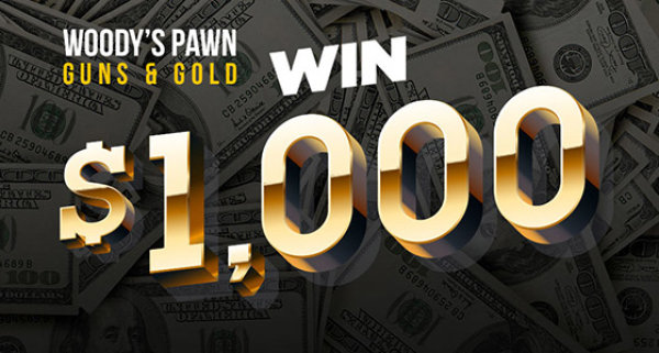 None - Win $1000 in our 16K Workday