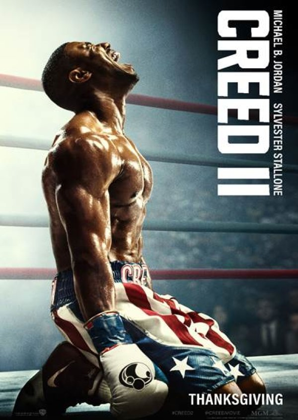 None - Win a pair of advanced screening passes to Creed II!