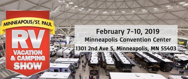 None - Win a pair of tickets to the RV Show!