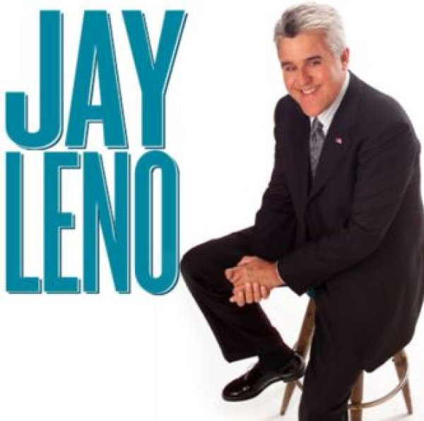 None - Win tickets to see Jay Leno at TI Casino!
