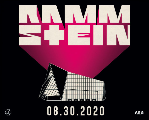 None - Win a pair of tickets to see Rammstein!