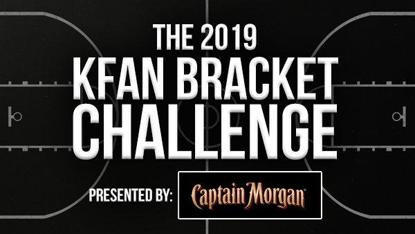 None - 2019 KFAN Bracket Challenge Presented by Captain Morgan